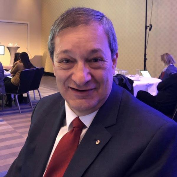 Professor Jeff Szer