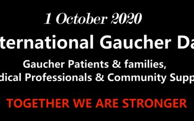 2020 International Gaucher Day